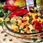 pregnancy salsa
